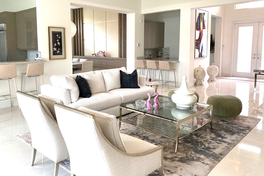 Interior Design Services - Remodel Your Home - Living Spaces